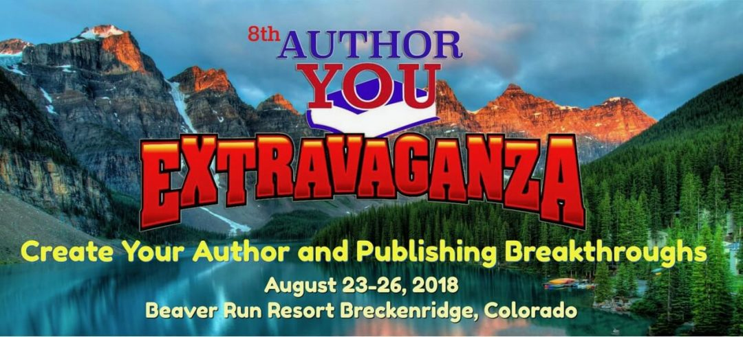 8th AUTHOR YOU EXTRAVAGANZA