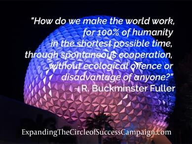 Expanding the Circle of Success Campaign - Collaborative Infopreneurship
