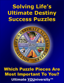 Solving Life's Ultimate Success Puzzles - Collaborative Infopreneurship