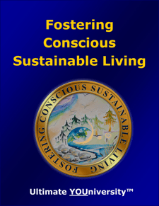 Fostering Conscious Sustainable Living - Collaborative Infopreneurship